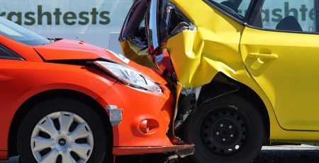 Rear-End Vehicle Collisions Are Common in New York