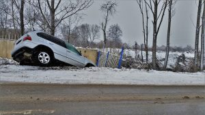 The Responsibility of the Driver in Single-Vehicle Accidents