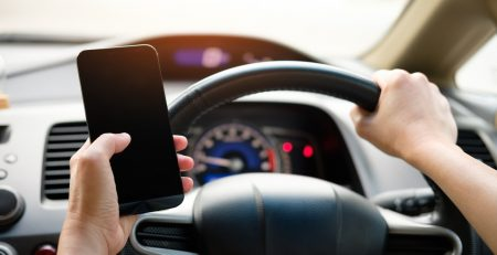 Distracted Driving on New York Roads